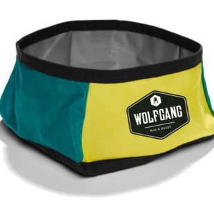 Field Dog Bowl[teal/yellow]