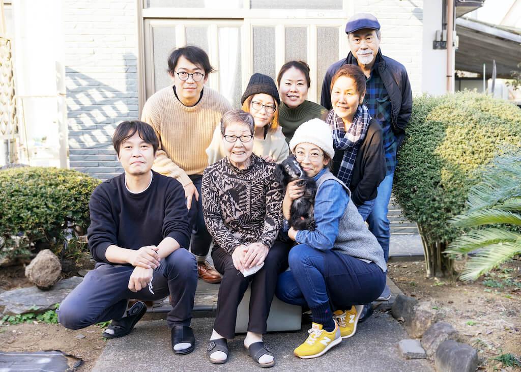 ダックスと家族
